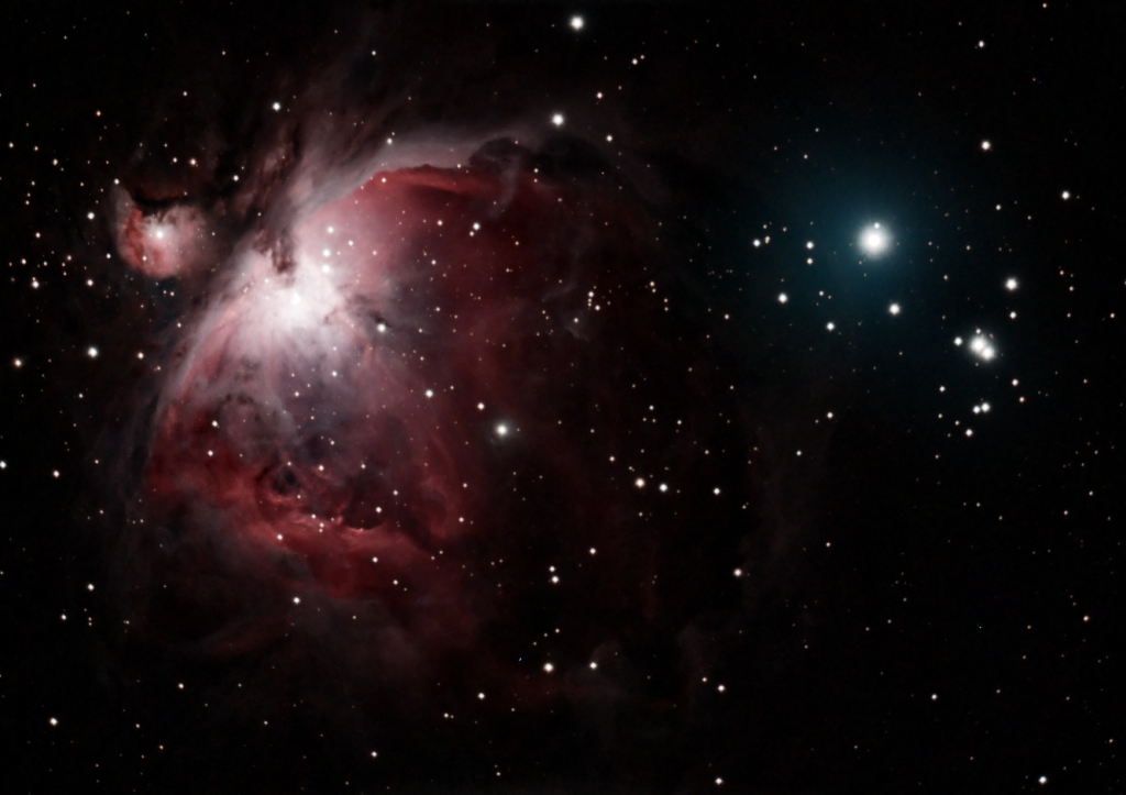Messier 42, Gran Nebulosa de Orión