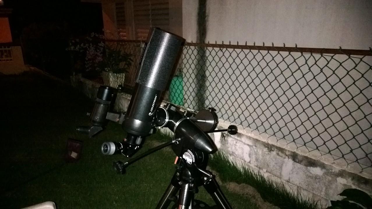 Astronomía en sólo una hora – Captando el Cosmos