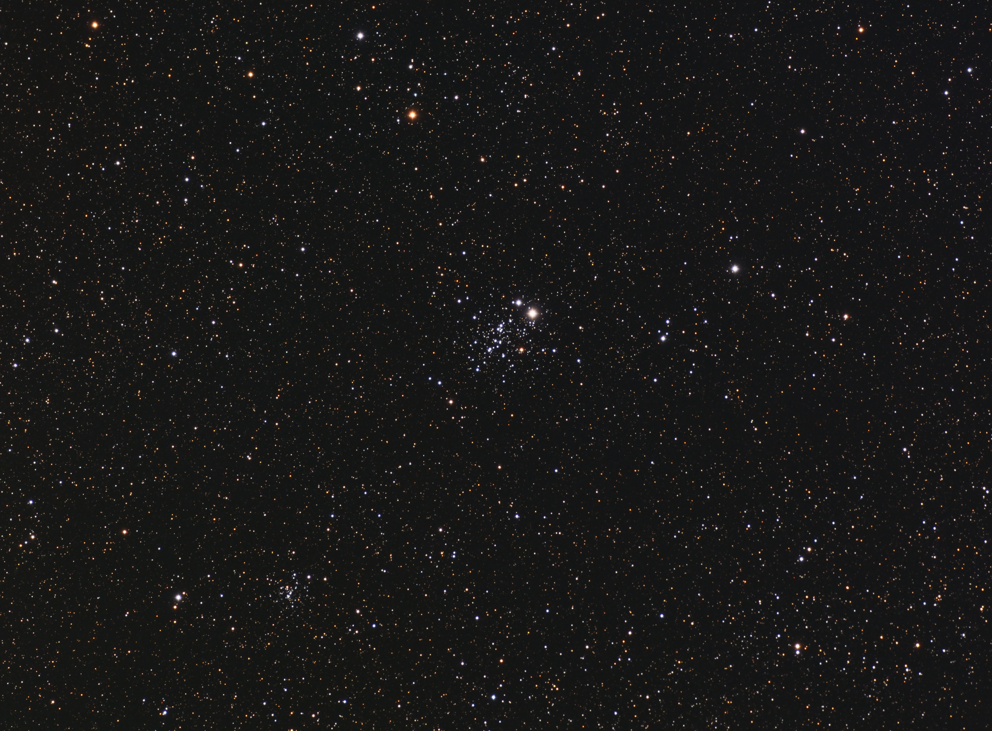 NGC 456 - Cúmulo de E.T. en Cassippeia (Crédito: Gustavo Sánchez/Captando el Cosmos