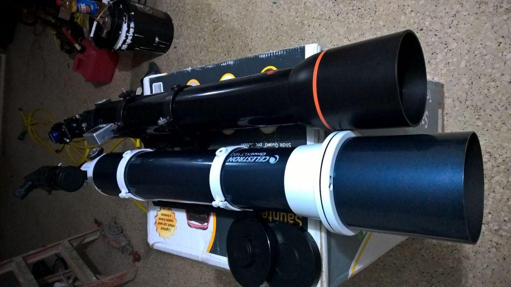 Celestron Omni XLT 120 vs. NexStar 102GT.