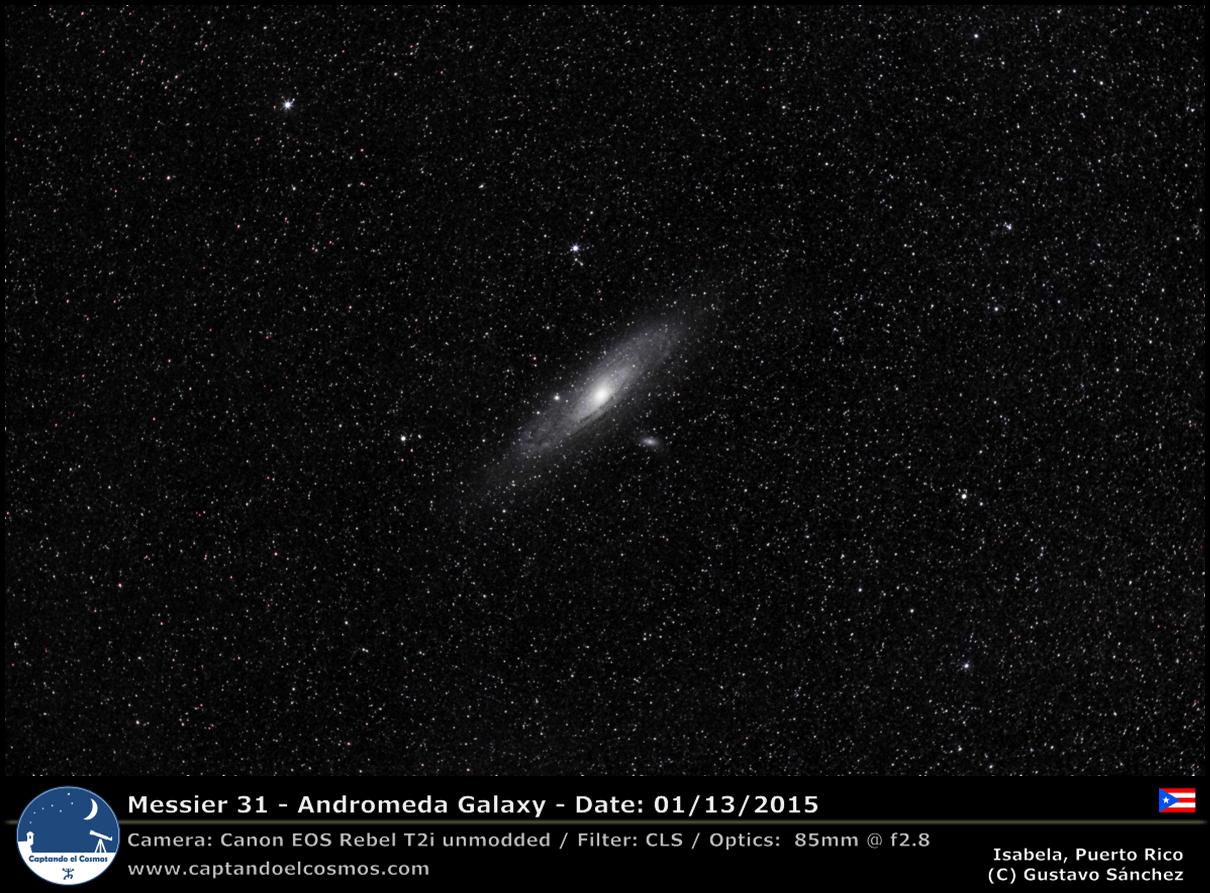 Andromeda Galaxy2
