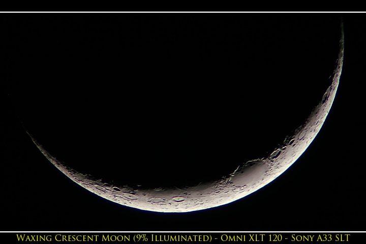 Gibosa Creciente 23 mayo 2012. Crédito: Gustavo Sánchez/Captando el Cosmos
